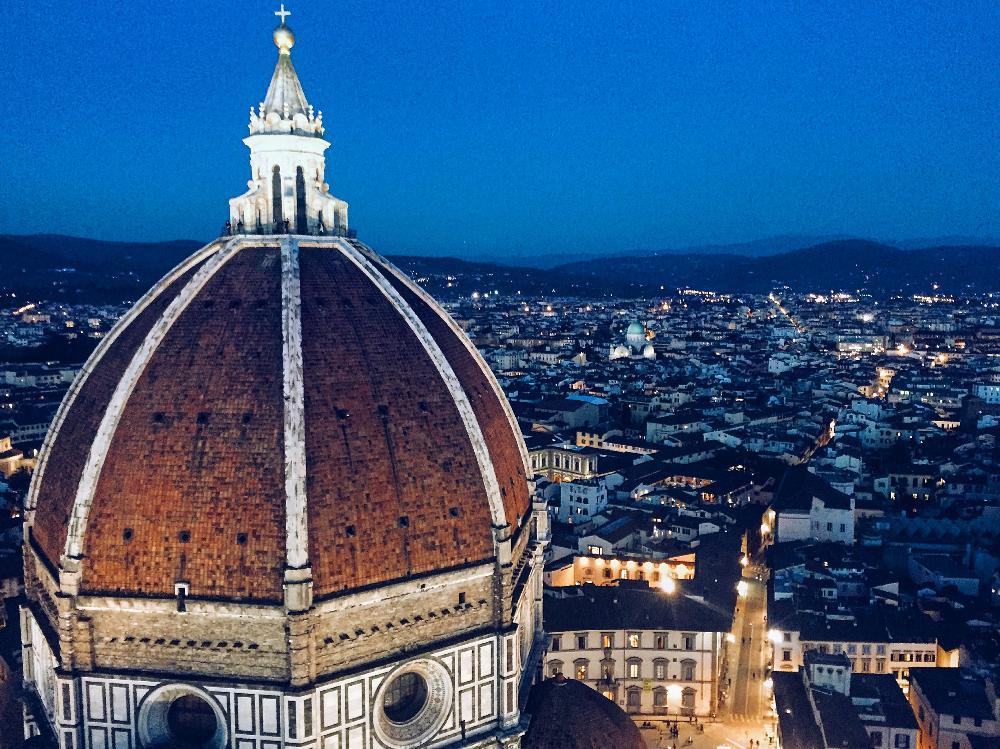 Florence Duomo - Night - AH