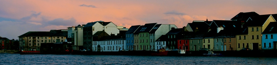 Galway sunset